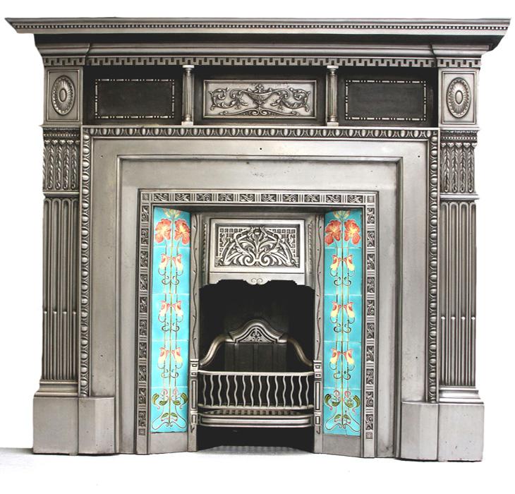 The Coalbrookdale Original Fireplaces Vintage
