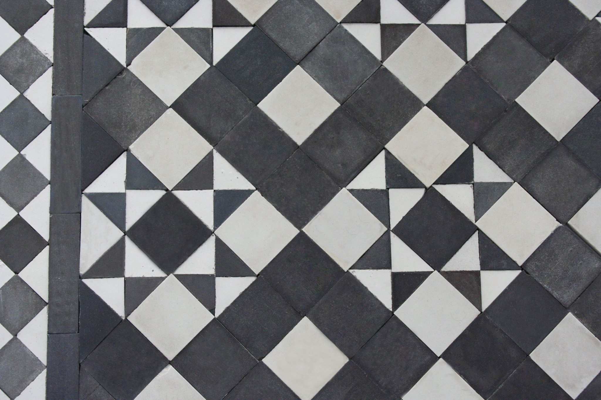 Geometric Floor Tiles Ktrdecorcom